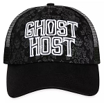 Disney Hat - Baseball Cap - Ghost Host - Haunted Mansion