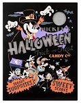 Disney Light Up Sign - 2020 Halloween - Mickey and Friends