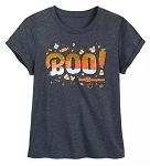 Disney T-Shirt for Women - 2020 Halloween - Boo - Flip Sequin