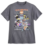 Disney T-Shirt for Adults - 2020 Halloween - Tricks and Treats