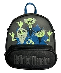 Disney Loungefly Crossbody - Hitchhiking Ghosts - Glow In Dark
