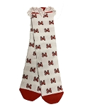 Disney Socks for Adults - Minnie Mouse - Red Bows