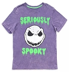 Disney T-Shirt for Adults - Jack Skellington - Seriously Spooky