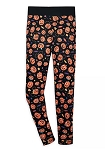 Disney Leggings for Women - 2020 Halloween - Mickey & Minnie Pumpkins