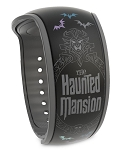 Disney Magic Band 2 - The Haunted Mansion Singing Busts