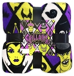 Disney Throw Blanket - Disney Villains - Fleece