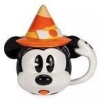 Disney Mug with Lid - Halloween Minnie Mouse Witch