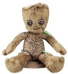 Disney Magnetic Shoulder Plush - Groot - Guardians Of The Galaxy