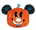Disney Votive Candle Holder - Halloween Mickey Mouse Pumpkin - BOO