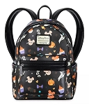 Disney Loungefly Backpack - Halloween - Mickey Mouse Treats