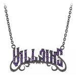 Disney Rebecca Hook Necklace - Disney Villains - Logo