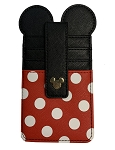 Disney Credit Card Holder - Minnie Mouse Polka Dots