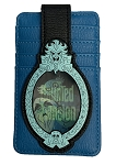Disney Credit Card Holder - The Haunted Mansion - Hitchhiking Ghosts