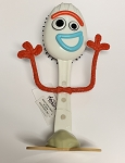 Disney Hair Brush - Forky - Toy Story 4