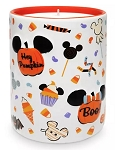 Disney Halloween Candle - Mickey Mouse - Pumpkin Spice