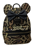 Disney Loungefly Backpack - Animal Kingdom - Sequined