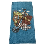 Disney Beach Towel - Splash Mountain - Br'er Rabbit & Friends