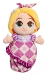 Disney Babies Plush in Pouch  - Rapunzel - Tangled