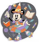 Disney Halloween Pin - 2020 Minnie Mouse - Casts Spells