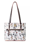 Disney Dooney & Bourke Bag - Minnie Mouse Très Chic - Shopper Tote