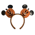Disney Ears Headband - 2020 Halloween - Mickey Mouse Pumpkin