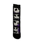 Disney Socks for Adults - Jack Skellington - Faces