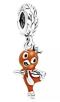 Disney Pandora Charm - Orange Bird - Disney Parks