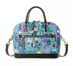 Disney Dooney & Bourke Bag - The Haunted Mansion - Blue - Satchel