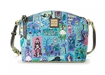 Disney Dooney and Bourke Bag - The Haunted Mansion - Blue - Crossbody