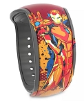 Disney Magic Band 2 - Iron Man - Disney Parks