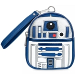Disney Loungefly Wristlet - R2-D2 - Star Wars