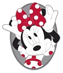 Disney Minnie Pin - Minnie Mouse Cameo