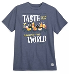 Disney Shirt for Adults - 2020 Epcot Food & Wine - Taste your Way