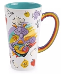 Disney Coffee Mug - 2020 Food & Wine Festival - Figment
