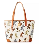 Disney Dooney & Bourke Bag - Mickey Mouse Animal Print - Tote