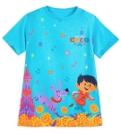 Disney Child Shirt - Miguel and Dante - Coco