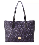 Disney Dooney & Bourke Bag - The Haunted Mansion Wallpaper - Tote