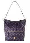Disney Dooney & Bourke Bag - The Haunted Mansion Wallpaper - Hobo