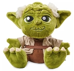 Disney Big Feet Plush - Yoda - Star Wars - 10