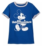 Disney T-Shirt for Child - Wishes Come True Blue - Walt Disney World