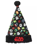 Disney Holiday Santa Hat for Adults - Star Wars Print