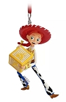 Disney Figurine Ornament - Jessie with Block - Toy Story