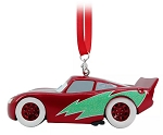 Disney Figurine Ornament - Lightning McQueen - Cars