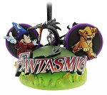 Disney Ears Hat Ornament - Fantasmic - Hollywood Studios