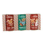 Disney Mickey's Really Swell Cocoa - Holiday Gingerbread Man - 3 Pack