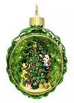 Disney Light Up Ornament - Mickey Mouse and Pluto Pinecone