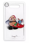 Disney Holiday Pin - 2020 Stitch & Jumba