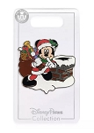 Disney Holiday Pin - 2020 Santa Mickey Mouse