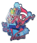 Disney Holiday Pin - Spider-Man - 'Tis the Season