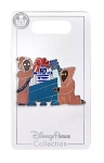 Disney Holiday Pin - R2-D2 and Jawas - Star Wars